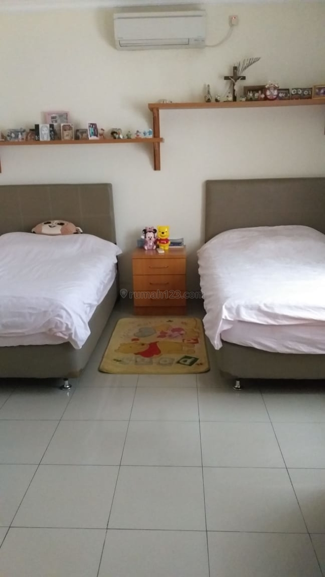 BU!!, RUMAH PIK BGM 8x18, Dekat Danau, HANYA 4,8M, 5 menit ke Mall, Akses Toll, Pantai Indah Kapuk, Jakarta Utara