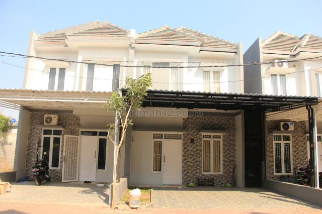 Rumah Eksklusif Murah di Serpong BSD Masputing Residence Dekat Stasiun KA, Setu, Tangerang