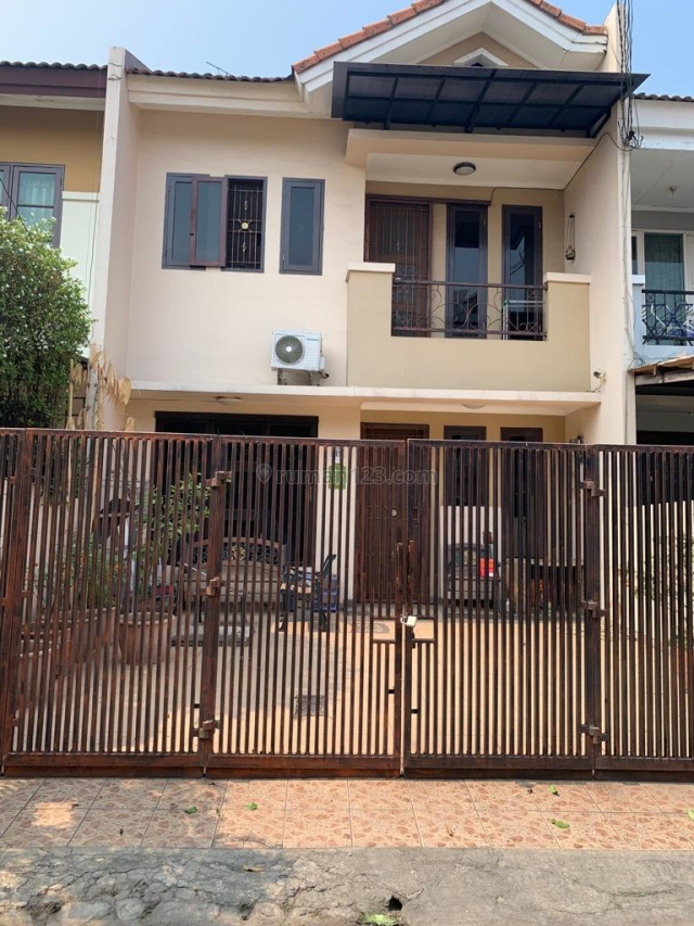 CEPAT !! RUMAH SEMI FURNISH di Gading Arcadia ,Bisa Nego, Kelapa Gading, Jakarta Utara