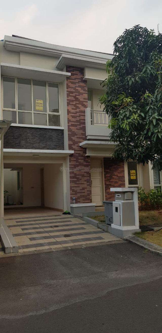 RUMAH CLUSTER SIAP HUNI, Gading Serpong, Tangerang