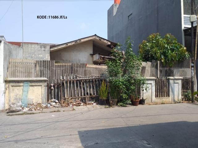 KODE :11686(Jf/Ls) Rumah Tua Kelapa Gading, Hitung Tanah, Luas 9x15 Meter, Kelapa Gading, Jakarta Utara
