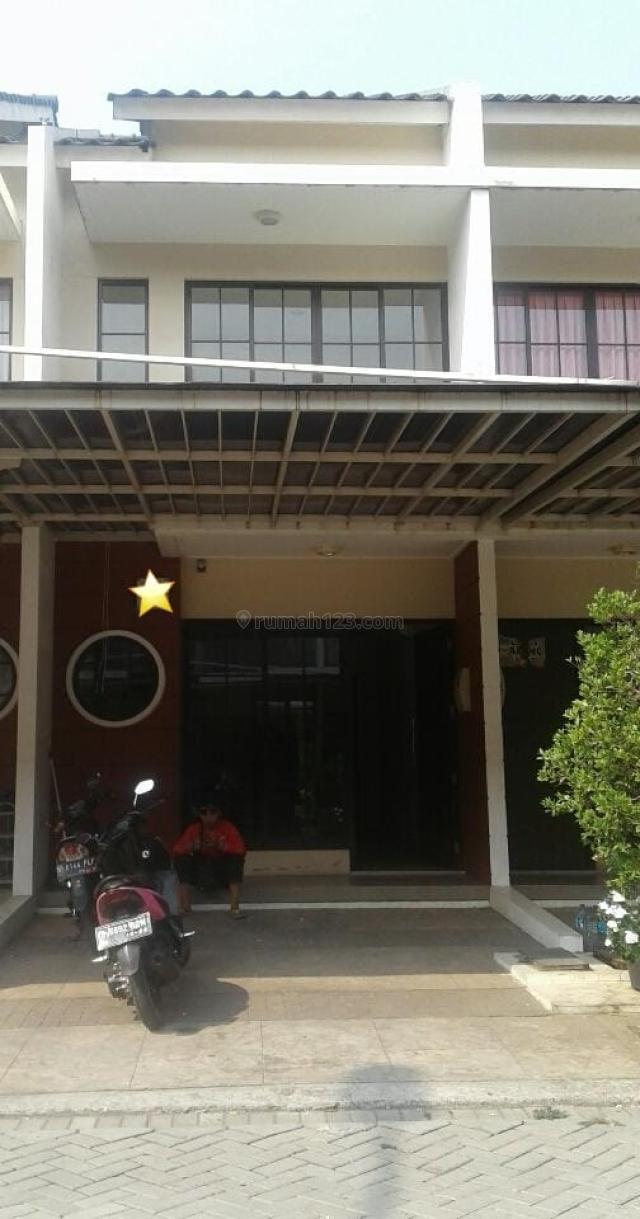 rumah murah  banget cluster east asia 3 AC 4*12 siap huni !, Green Lake City, Jakarta Barat