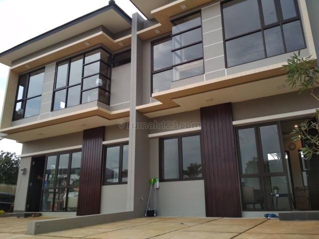 Cluster Baru lengkap fasilitas di Jatiasih Bekasi, Cut Mutia, Bekasi