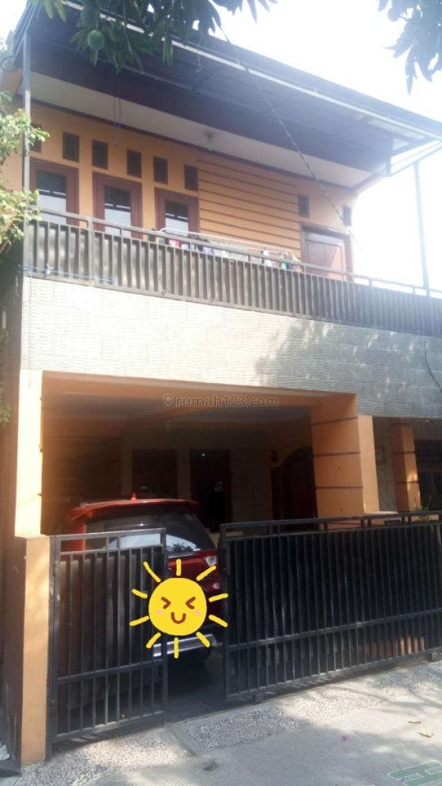 Rumah Asri di Taman Wisma Asri, Teluk Pucung, Bekasi, Telukpucung, Bekasi
