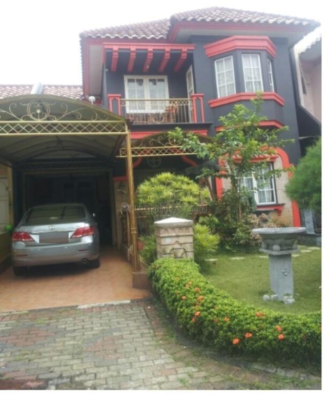 Rumah Klasik Harga Menarik di Kota Wisata Cibubur, Kota Wisata, Jakarta Timur