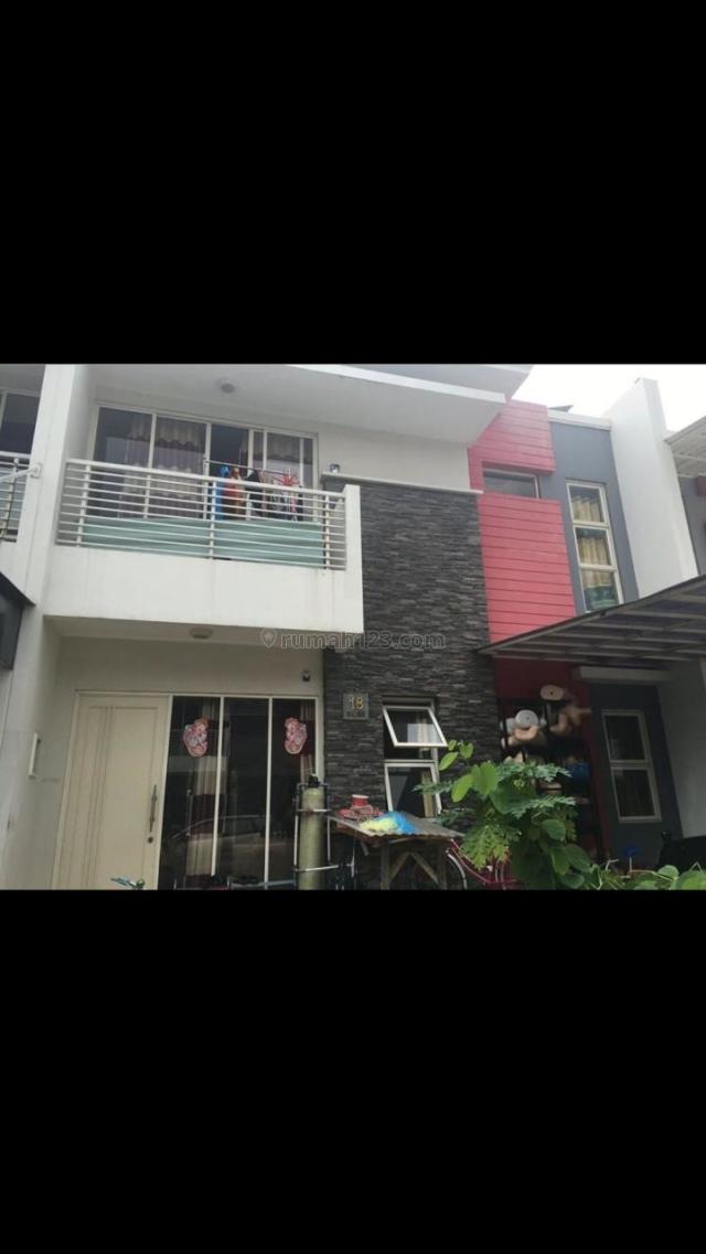 Rumah 2 lantai di Golflake Residence, cengkareng, jakarta barat., Cengkareng, Jakarta Barat