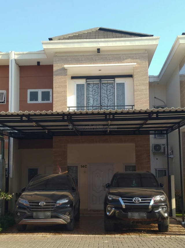 Duren Sawit Townhouse Mewah Siap Huni Akses Jalan 4 Mobil, Duren Sawit, Jakarta Timur
