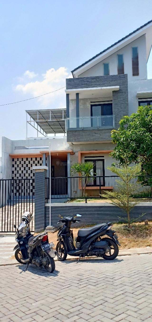 Rumah cantik 2 lantai super nyaman dan bersahabat di semarang timur, Semarang Timur, Semarang