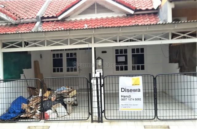Citra Garden 2 - Rumah disewakan dilokasi strategis *RWCG/2019/10/0068-HEN*, Pegadungan, Jakarta Barat