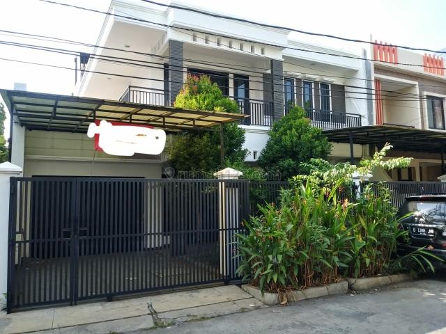 Rumah cantik dan teduh, Sunter, Jakarta Utara