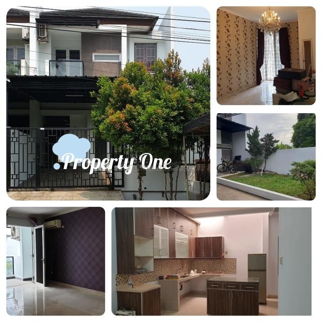 Rumah Regency Melati Mas Siap Huni Di BSD (YN), BSD Regency Mas, Tangerang