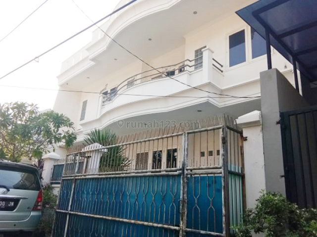 RUMAH SUNTER GRAHA PRATAMA LT 175 M2 LOKASI STRATEGIS JALAN 2 MOBIL, HARGA BAGUS, NEGO., Sunter, Jakarta Utara