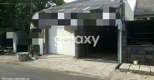 SUPER RUMAH USAHA SAMBIKEREP, Sambikerep, Surabaya
