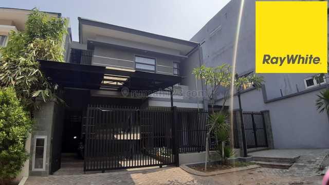 Dijual Rumah Bavarian Village NEGO, Darmo permai, Surabaya