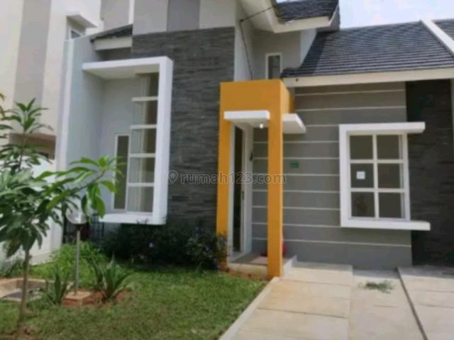 Rumah Hunian Asri Serpong Garden 2, Cisauk, Tangerang