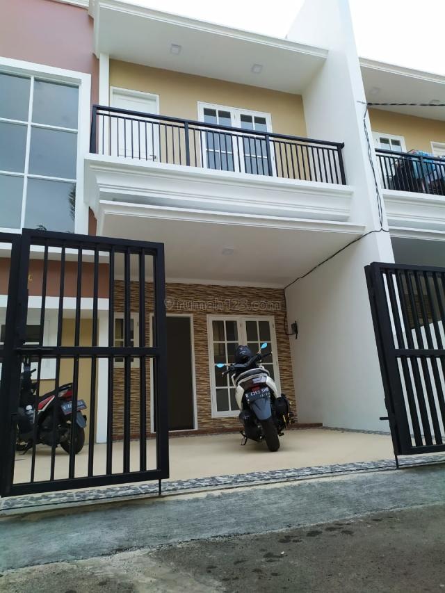 Rumah Baru Cantik Minimalis STRATEGIS Harga Ekonomis di TEBET Barat SIAP HUNI, Tebet, Jakarta Selatan