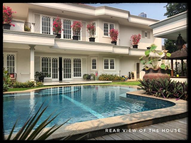 Rumah di Cilandak, Jakarta Selatan ~ Siap Huni ~ Bright House, Cilandak, Jakarta Selatan