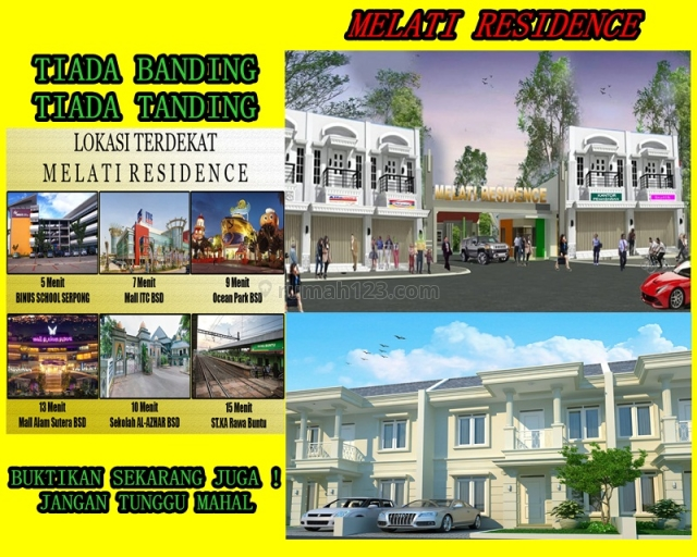 RUMAH TERMURAH KAWASAN GIANT MAS, aeon malll, serpong, bsd city, Sutera Buana Alam Sutera, Tangerang