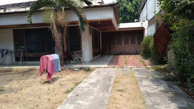 Rumah Tua Hitung Tanah Rawamangun Jakarta Timur, Rawamangun, Jakarta Timur