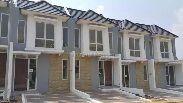 Rumah Murah Cibubur Clarkia Citra Gran Promo DP 5% Bisa Cicil 5X Free Pajak Pembeli, Jatikarya, Bekasi