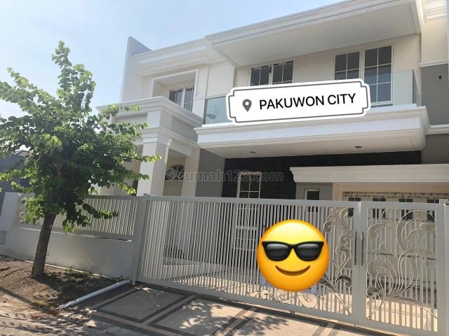 Rumah New Gress Minimalis 2 Lantai di Pakuwon City, Pakuwon City, Surabaya