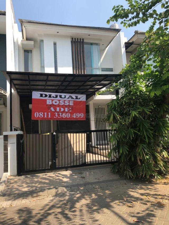Rumah Second Terawat Siap Huni Pakuwon City, Pakuwon City, Surabaya