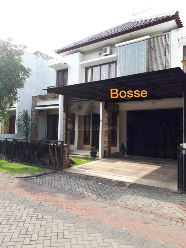 Rumah Minimalis baru Posisi Hook di Kertajaya Indah, kertajaya, Surabaya