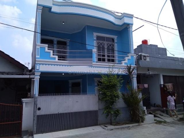 Rumah Bagus 2 Lantai Harga Hanya 28 Juta/Tahun!! Di Pondok Ungu (3860)SV, Pondok Ungu, Bekasi