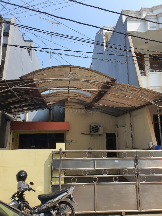 Rumah Di Sunter Paradise 1..(dalam komplek)...murah!!!Uk.6x18 m2, hadap selatan.., Sunter, Jakarta Utara