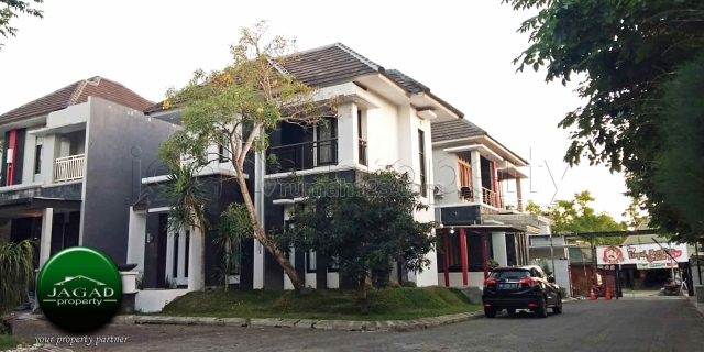 Rumah dalam Cluster jalan Kaliurang Km 9 ( EG 132 ), Ngaglik, Sleman