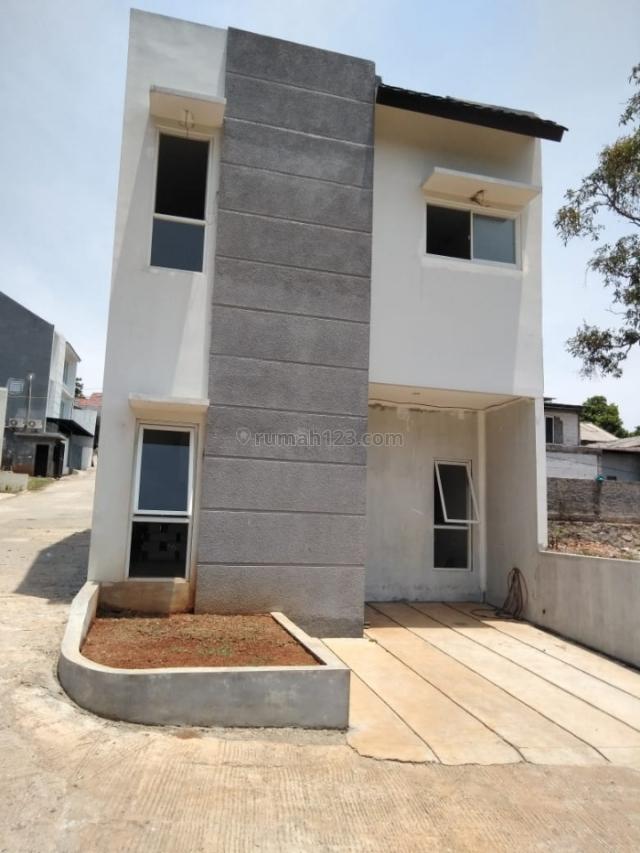Rumah di Cluster pondok cabe tangerang selatan star 700 juta an, Ciputat Timur, Tangerang Selatan
