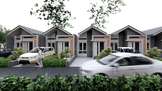 Rumah Murah Bekasi Swadaya Kranggan Dekat Jalan Raya Promo Harga Perdana, Jatiraden, Bekasi