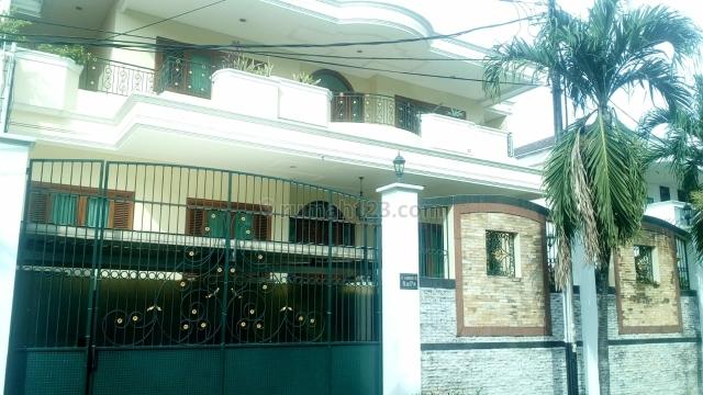 Rumah mewah dalam perumahan simprug,kebayoran lama,jakarta selatan, Kebayoran Lama, Jakarta Selatan