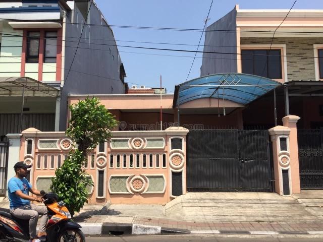 RUMAH STRATEGIS JALAN RAMAI DI ALUR LAUT, RAWA BADAK,  PLUMPANG JAKARTA UTARA, Rawa Badak, Jakarta Utara