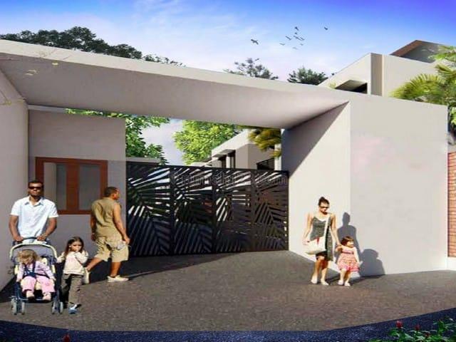 Cluster Baru free biaya2 di Jl. Dr Ratna Bekasi, Jaka Kencana, Bekasi