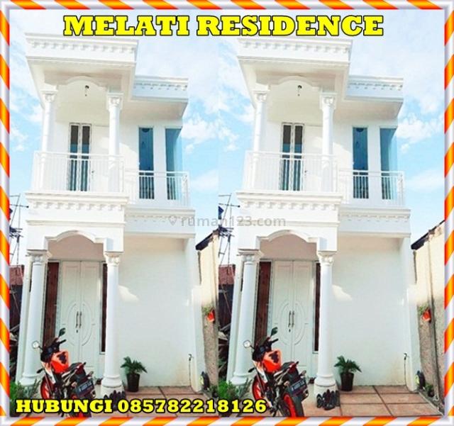 Rumah murah di serpong dekat Ciputat, Cibubur, Tangerang