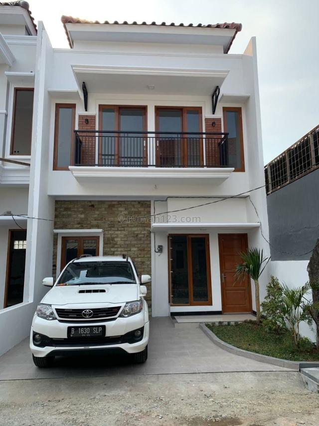 Rumah Baru Unit Terbatas Harga 1 Milyar di Jagakarsa Jakarta Selatan, Jagakarsa, Jakarta Selatan