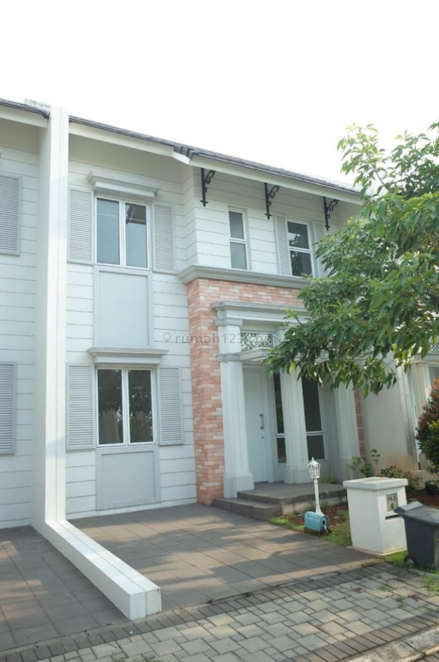 Rumah Hunian BSD Green which Hylands, BSD Green Wich, Tangerang