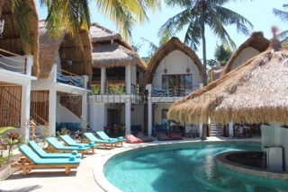 Resort For Sale In Gili Trawangan, Lombok, Badung