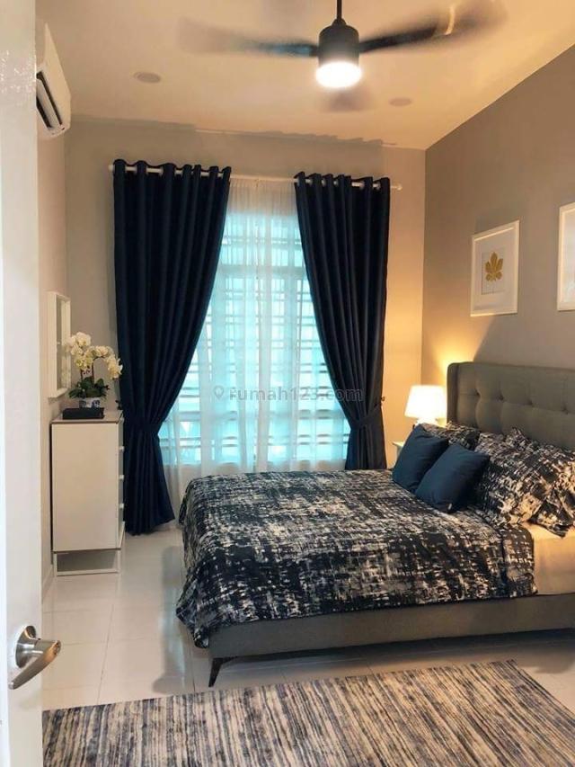 Rumah 4 Kamar Tidur 620 Jutaan Dekat Stasiun Krl Bsd Dp Ringan, Batu Sari, Tangerang