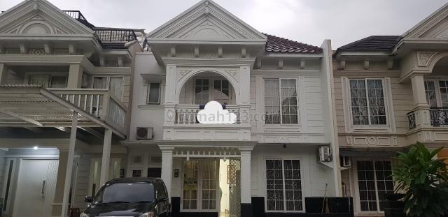 Rumah view Kebun Raya..SIAP HUNI ..Sudah Renovasi..di cluster elit Victoria River, BSD Telaga Golf, Tangerang