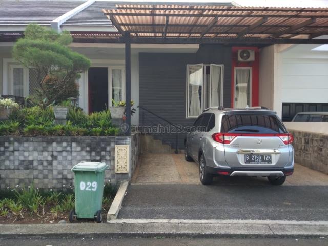 Rumah siap huni fully furnished dalam komplek perumahan Pakuan Hills Bogor, Pakuan, Bogor