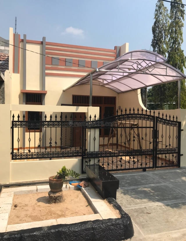 Rumah Siap Huni 495jt di Villa Mutiara Gading Harapan Indah, Harapan Indah, Bekasi