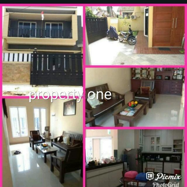 Rumah Baru Di Melati Mas BSD Siap Huni (AR), BSD, Tangerang