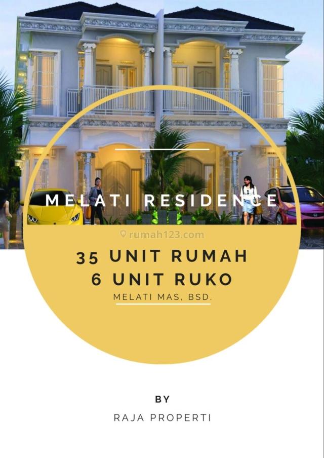 Cluster termurah 2 lantai mewah di Serpong, Jelupang, Tangerang