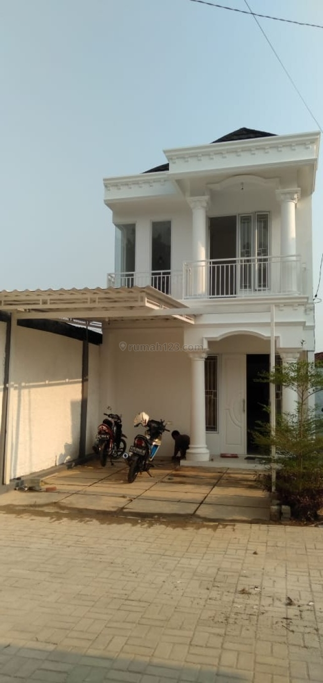 rumah mewah 2 lantai harga terjangkau daerah BSD tangerang, Kosambi, Tangerang