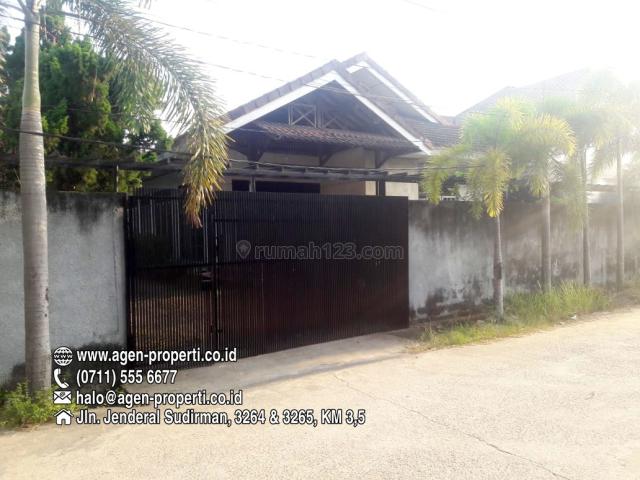Rumah Kawasan Elit Lokasi Jln Renang Kampus Palembang, Ilir Barat I, Palembang