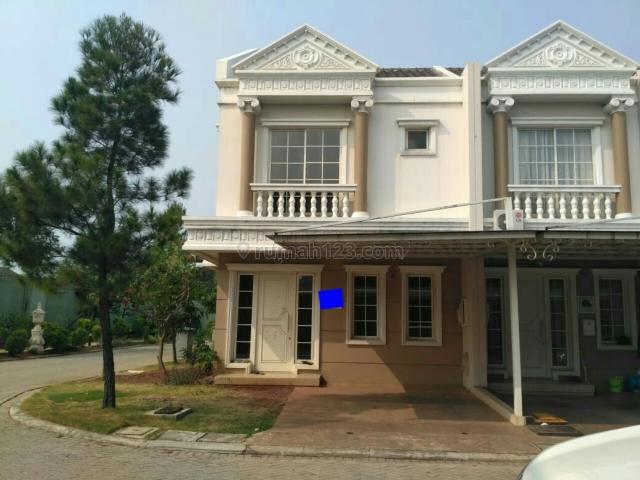 Rumah Green Lake City 6x15 Hook, Cluster Eropa Jakarta Barat, Green Lake City, Jakarta Barat