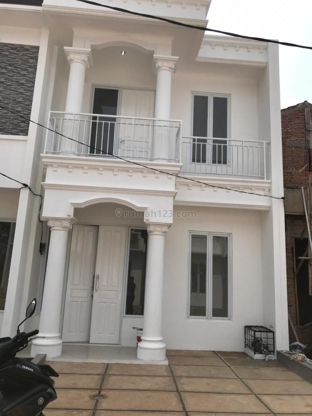 hunian 2 lantai termurah mewah di Serpong dekat melati mas, Pengasinan, Tangerang