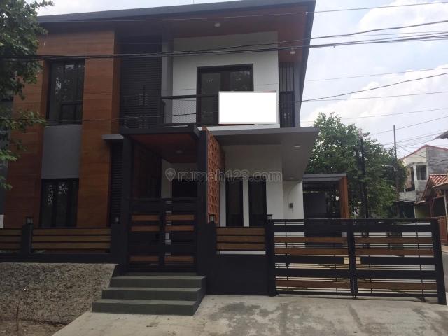Rumah BARU di Belakang ACE Hardware Veteran Bintaro Jak Sel, Pesanggarahan, Jakarta Selatan